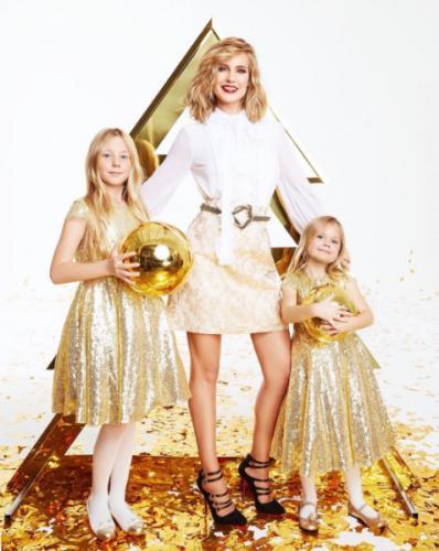 Глюк'oZа растит дочерей в принципиальной строгости