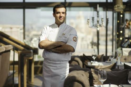 Шеф-повар Владимир Мухин стал главным героем американского сериала
