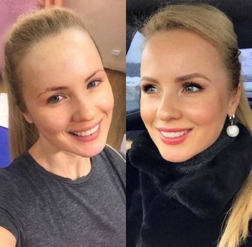 """Дом:2"": Александра Харитонова опубликовала снимок без макияжа"