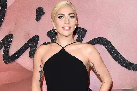 Леди Гага встречается со своим агентом Кристианом Карино