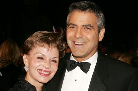 Мама Джорджа Клуни о грядущем пополнении в семье сына: