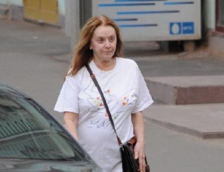 Маргарита Терехова. Актриса начала страдать провалами в памяти еще в 68 лет.