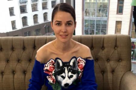 Дизайнер Алена Ахмадуллина вышла замуж за бизнесмена Сергея Макарова