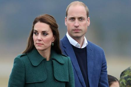 Принц Уильям посетит Париж вместе с Кейт Миддлтон впервые за 20 лет после гибели принцессы Дианы
