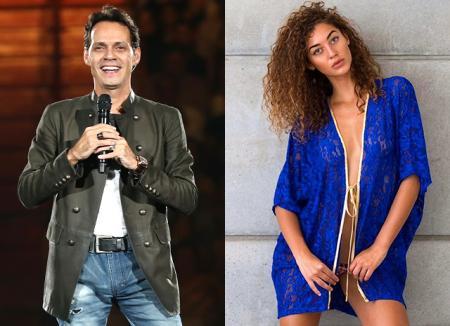 СМИ: Марк Энтони встречается с 21-летней моделью Марианой Доунинг