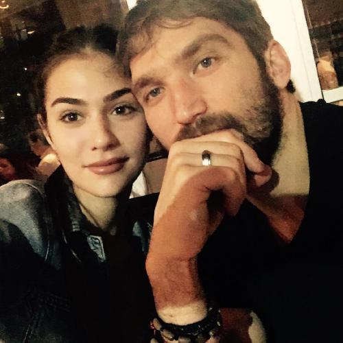 Дубль 2: Александр Овечкин и Анастасия Шубская сыграют еще одну свадьбу в Москве
