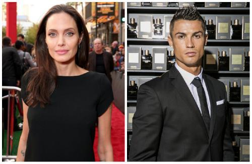 СМИ: Джоли и Роналду снимутся в новом сериале о сирийских беженцах