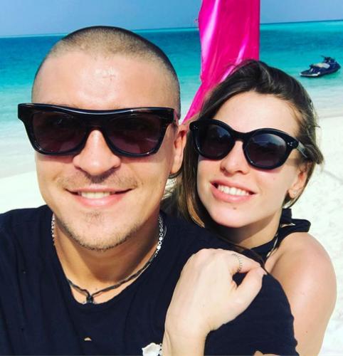Антон Беляев и его жена рассекретили пол первенца