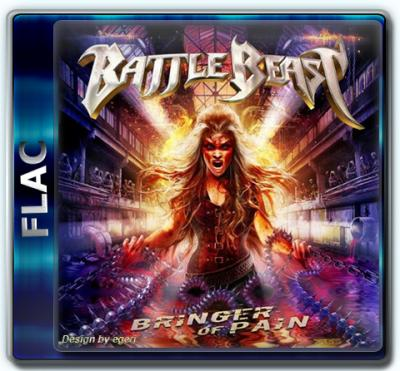 Battle Beast - Bringer Of Pain (Limited Edition) - 2017, FLAC (image+.cue), lossless (Heavy Metal)