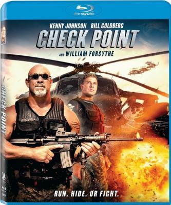 Контрольная точка / Check Point (2017) BDRip 1080p | L