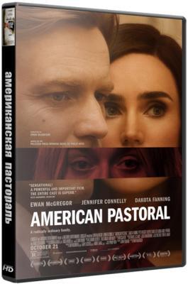 Американская пастораль / American Pastoral (2016) Blu-Ray Remux 1080p