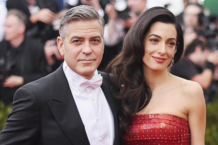 Джордж Клуни впервые прокомментировал беременность супруги Амаль: