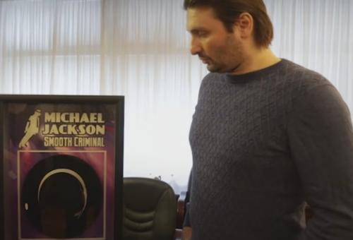 Эдгард Запашный стал владельцем легендарной шляпы Майкла Джексона