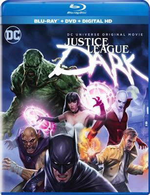 Темная Вселенная / Justice League Dark (2017) BDRip 1080р| L