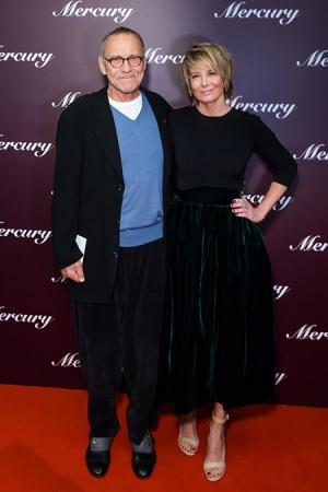 Андрей Кончаловский и Юлия Высоцкая