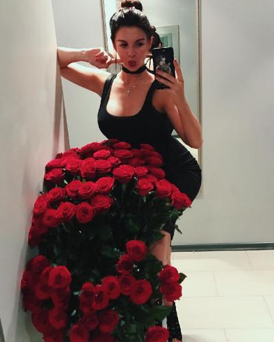 Беременная на последних месяцах Анна Седокова заявила, что её предал любимый человек
