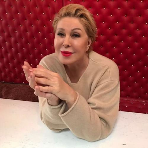 Любовь Успенская пошла на жертвы ради карьеры певицы