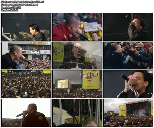 Linkin Park - Rock am Ring 2001 (2017)