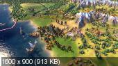 Civilization VI - Australia Civilization Scenario Pack (2017/RUS/ENG)