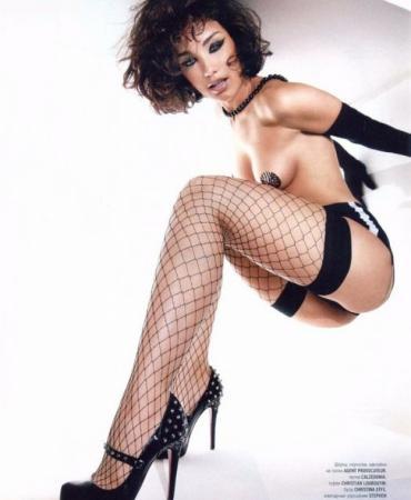 Виктория Дайнеко. Певица разделась для Playboy.