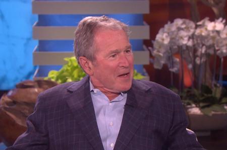 Джордж Буш рассказал о своей обиде на Владимира Путина