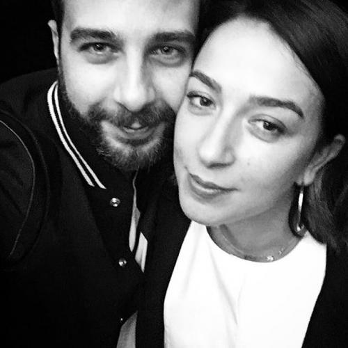 Иван Ургант поделился редким снимком с женой
