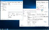 Windows 10 Pro 15055.0 rs2 LIMITa by Lopatkin (x86-x64) (2017) [Rus]