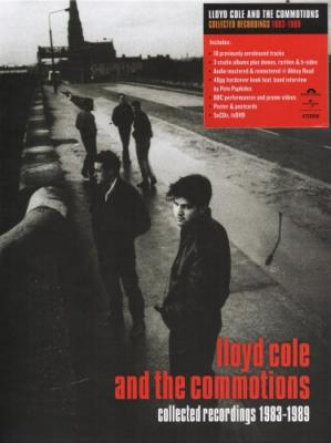 Lloyd Cole And The Commotions - Collected Recordings 1983-1989 (5 CD + DVD Box Set) FLAC [2015]