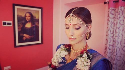Регина Тодоренко тайно вышла замуж в Индии