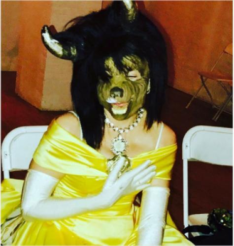 Поклонники Мадонны озадачены её снимками в образе кабана
