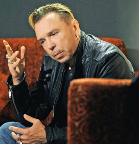 Гарик Сукачев бросил пить ради семьи