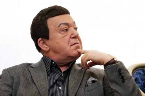 Кобзон обрадовался возможному запрету Самойловой въезда на Украину