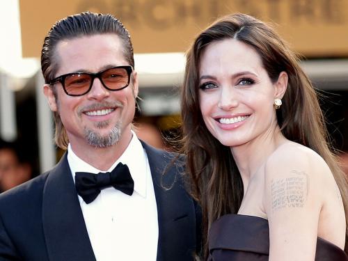 СМИ: Анджелина Джоли и Брэд Питт помирились после развода