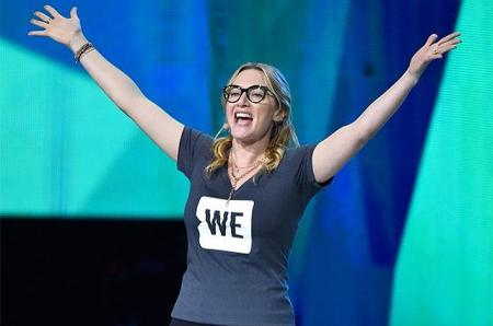 Кейт Уинслет эмоционально рассказала о насмешках в школе