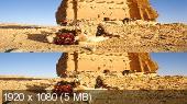 Аравия 3D 3D / MacGillivray Freeman's Arabia 3D (BY_AMSTAFF)  Вертикальная анаморфная стереопара
