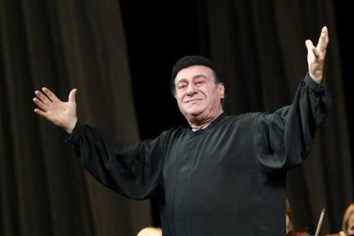 В Москве госпитализирован известный оперный певец Зураб Соткилава