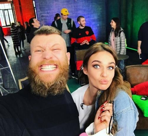 Иван Дорн сбреет бороду ради Алены Водонаевой