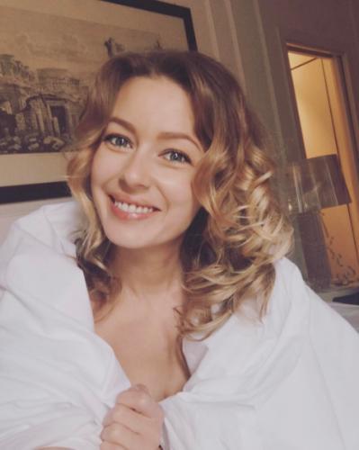 """Евгения Лоза впервые опубликовала свое """"голое"""" фото"""