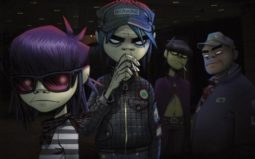 Gorillaz пообещали фанатам выпустить более 40 новых песен