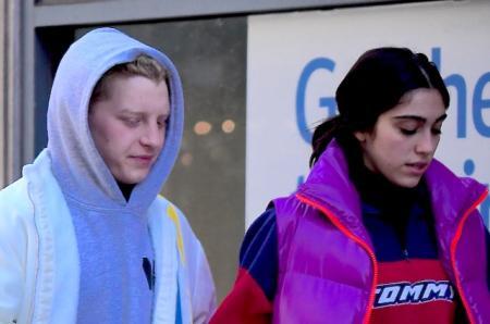Дочь Мадонны Лурдес застали за прогулкой с предполагаемым бойфрендом