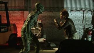 Хищник: Перерождение Дьявола / Dying God (2008) DVDRip-AVC | P2