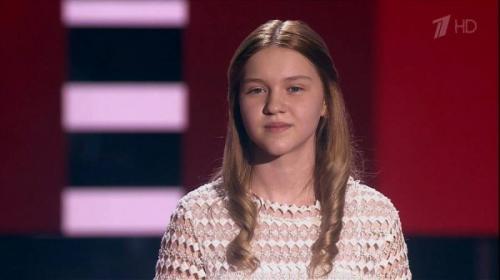 Представительница Волгограда Лиза Качурак выбыла из шоу «Голос. Дети»