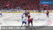 NHL 16/17, SC.EC. Round 1. Game 2. Toronto Maple Leafs - Washington Capitals (15.04.2017) HDTVRip