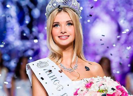 21-летняя Полина Попова стала