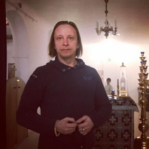 Иван Охлобыстин презентовал свою новую книгу