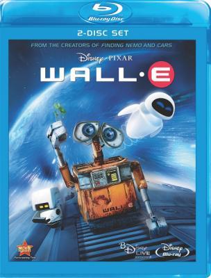 ВАЛЛ-И / WALL-E (2008) BDRip 1080p