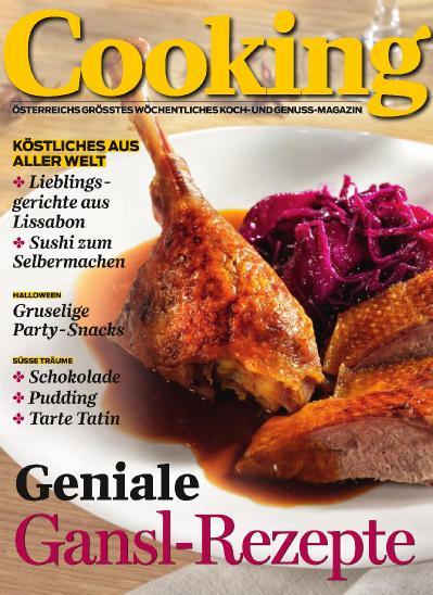 Cooking Austria  20 Oktober (2017)