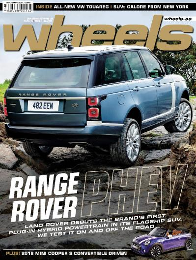 Wheels UAE   April 06 (2018)