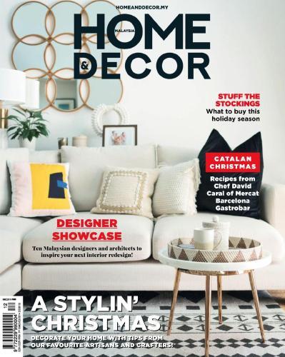 Home & & Decor Malaysia   December (2018)
