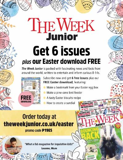 The Week Junior UK   13 April (2019)